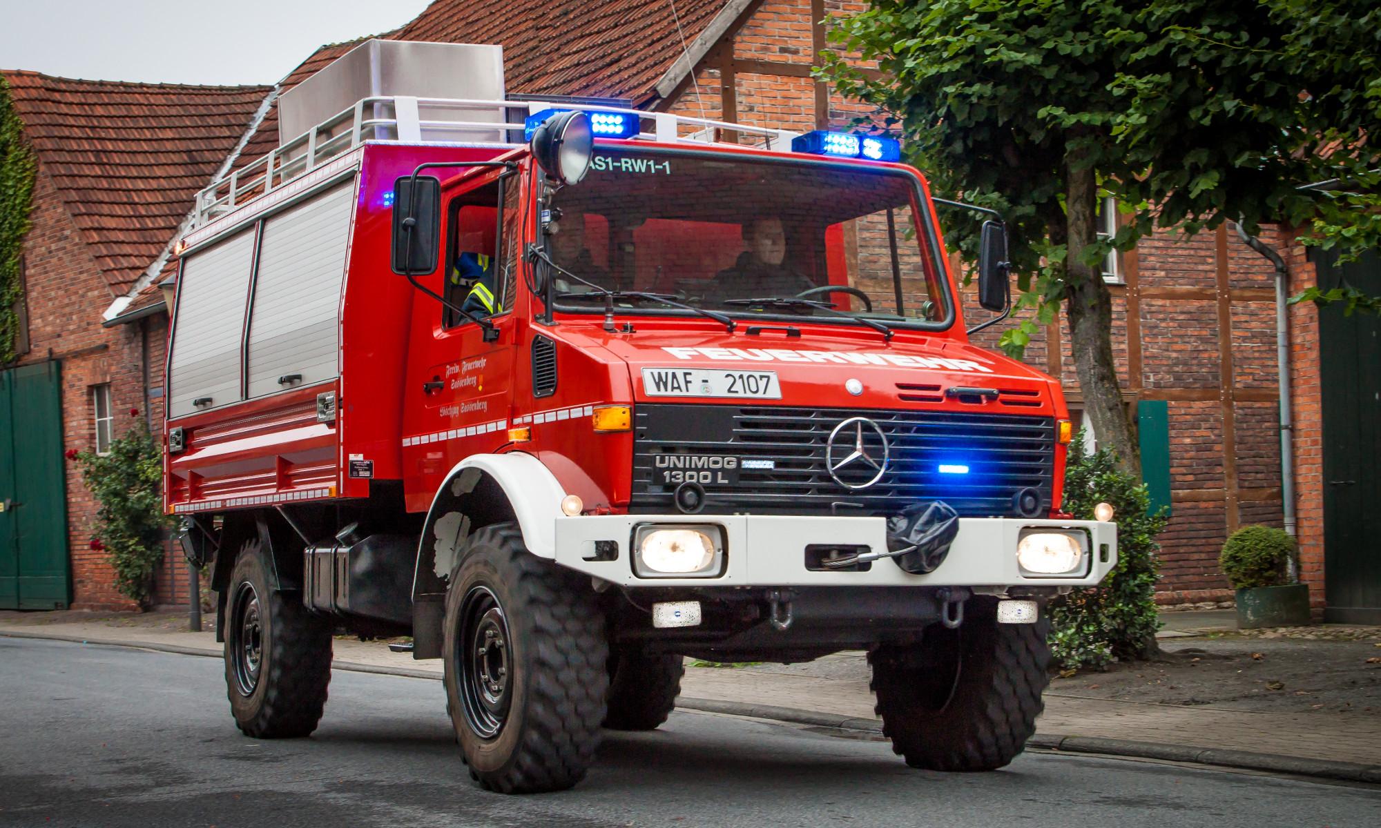 Feuerwehr Sassenberg